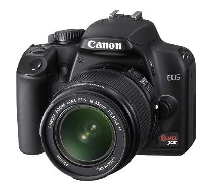 Canon EOS Rebel - Cámara Réflex Digital 10.1 MP (Objetivo XS 18 ...