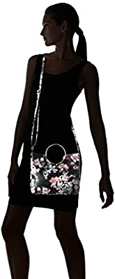 T-Shirt & Jeans Floral Ring Bag