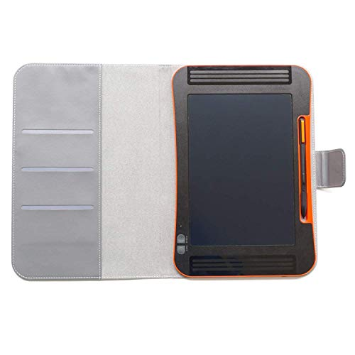 PU Leather Portfolio Case for Boogie Board Sync 9.7 LCD Writing Tablet
