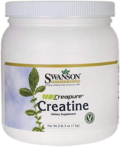 Swanson Creatine Powder 2 lb 3 Ounce 1 kg Pwdr