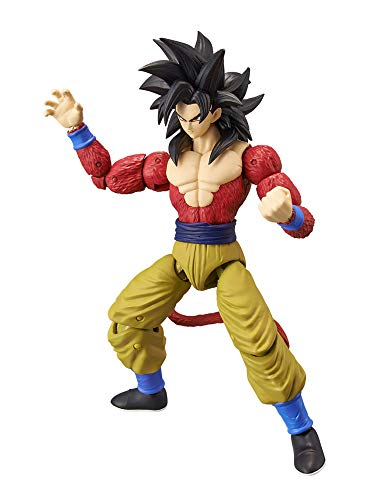 4c5db4728441d Dragon Ball Super - Dragon Stars Super Saiyan 4 Goku Figure (Series 9)