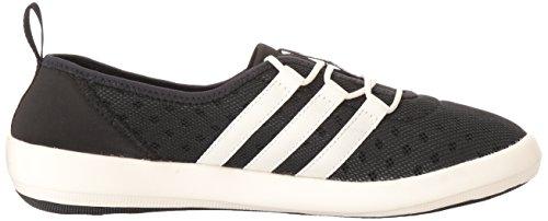 Black Chaussures White Boat matte chalk Silver Noir Port Climacool Adidas Pour Bateau Femme O8wvZREqx