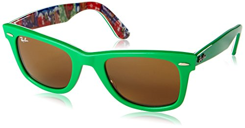 Gafas Verde Ray Sol de MOD Ban 2140 Green Top Unisex txtnRTvq0