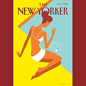 The New Yorker, August 9th 2010 (Alec Wilkinson, David Sedaris, Larry Doyle) Periodical