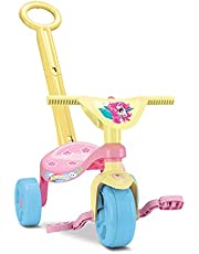 Velotrol Tchuco Unicornio Com Haste Samba Toys