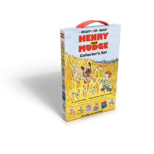 Henry and Mudge Collector's Set: Henry and Mudge; Henry and Mudge in Puddle Trouble; Henry and Mudge in the Green Time; Henry and Mudge under the ... and Mudge and the Forever Sea (Henry & Mudge) (Henry And Mudge In Puddle Trouble Activities)