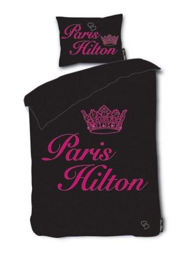 Paris Hilton Heiress Panel Single Bed Duvet Quilt Cover ()