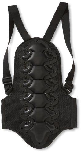 Protectwear RP-2-L Rückenprotektor 2 für Erwachsene, Größe L, Schwarz