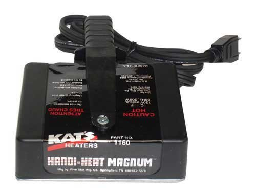 All States Ag Parts Kat's Handi-Heat Magnum Magnetic Heater 3