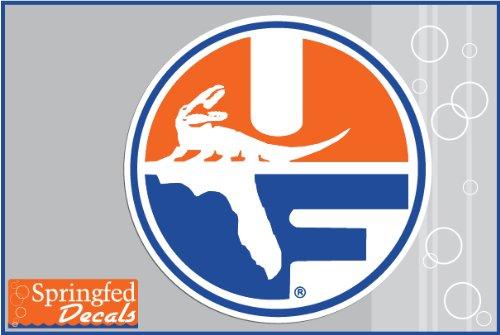 Logo Truck Window - Florida Gators PELL SHIELD LOGO 8