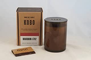 product image for Bourbon 1792 Kobo Soy Candle From the Woodblock Collection by Kobo Candles
