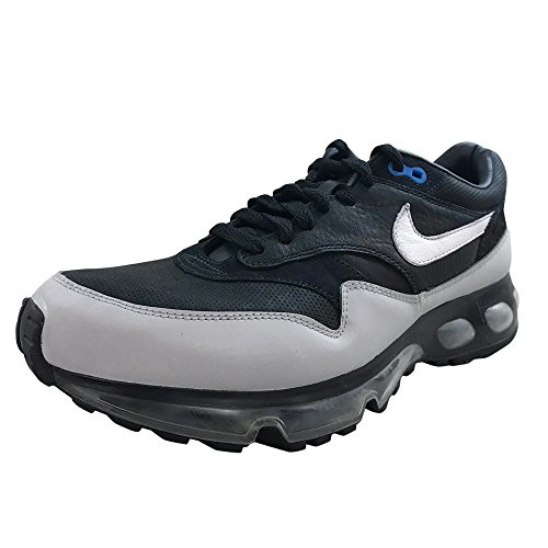 Nike Hommes Air Max 360 Le Nouveau Espadrilles, Gris Bleu Noir, 318510-011 Sz 9
