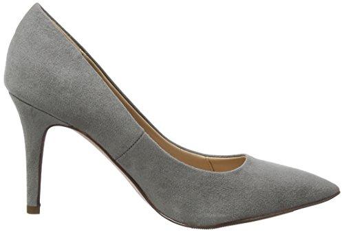 Tacón 150 de con Cerrada Electra Gris para Dorothy Perkins Grey Mujer Punta Zapatos yqgIIU