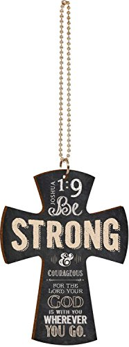 be-strong-and-courageous-chalkboard-look-cross-wood-car-charm
