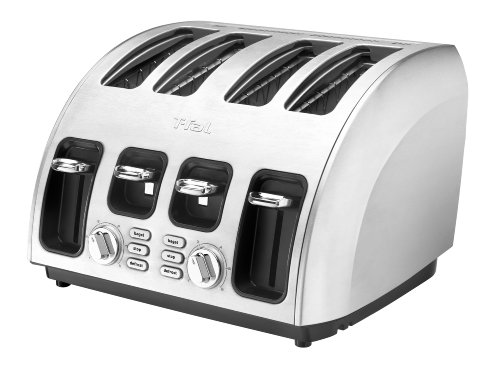 T fal Cooking 1800 Watt Brushed Stainless