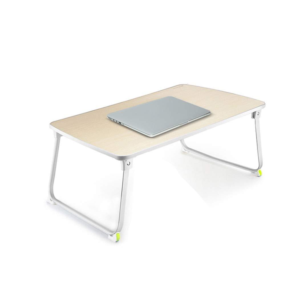 折りたたみ式テーブル、学生の寝室のデスクベッド小さなダイニングテーブルオフィスのラップトップテーブルバルコニーコーヒーテーブル (サイズ さいず : 70*36*27.5CM) 70*36*27.5CM  B07S2R6V7P