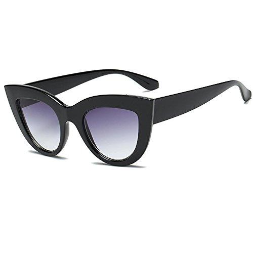 De Soleil Polarisées Noira Uv400 Protection Vintage Cat Lunettes Taigood Femme Sunglasses Hommes Eyes Unisexe E8On5fz