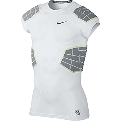 fc5c77a6 Amazon.com: Nike Men's Hyperstrong 4-Pad Protective Shirt: Everything Else