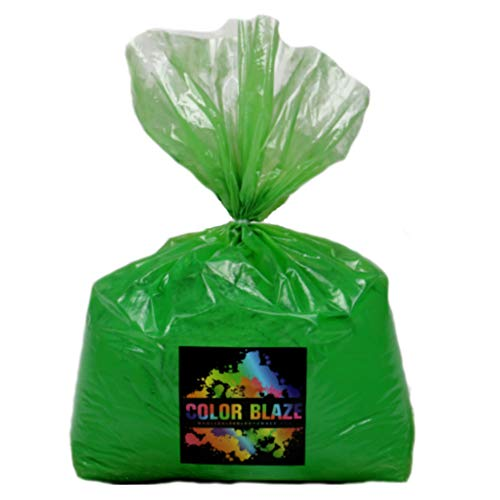 Color Powder Green 5 lbs