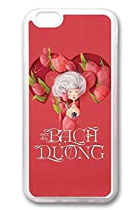 iPhone 6 Cases, Personalized Protective Soft PC Clear Case Cover for New iPhone 6 4.7 inch Aries