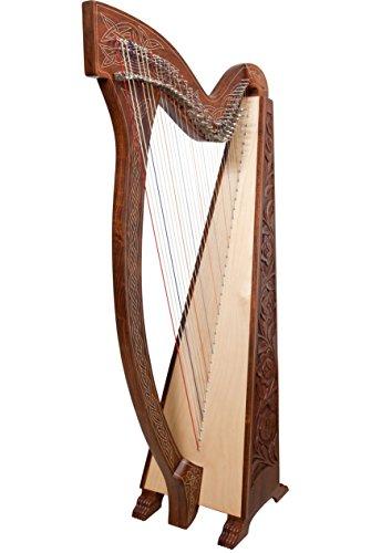 Meghan Harp TM, 36 Strings by Mid-East