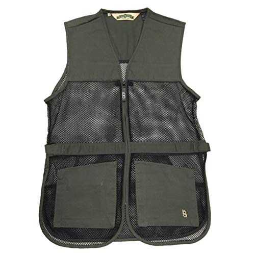 Boyt Harness Dual Pad Shooting Vest, Sage, 3X by Boyt Harness