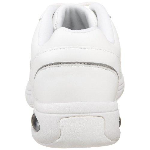 Drew Sko Kvinna Hara Sneaker Vitt Läder