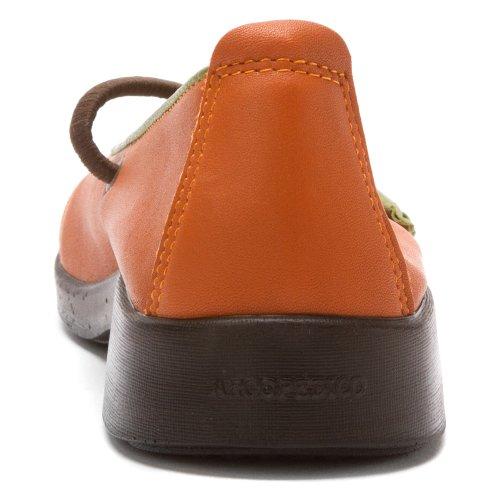Scarpe Da Passeggio Arcopedico Vitoria Mary Jane Slip - Donna Arancione