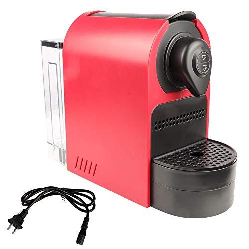 Pasamer Portable Red Capsule Coffee Machine Espresso Coffee Maker for Home(03)