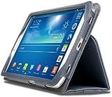 Kensington Portafolio Soft Folio Case for 8-inch Samsung Galaxy Tab 3 - Slate Grey
