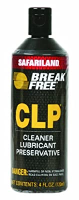 BreakFree CLP-4 Cleaner Lubricant Preservative Squeeze Bottle (4 -Fluid Ounce)