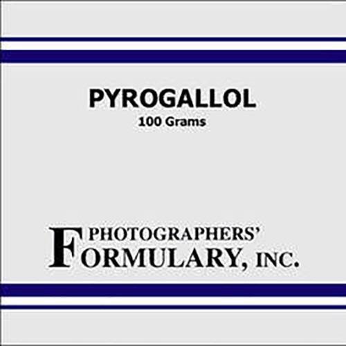 Photographers' Formulary 100g Pyrogallol, Hazmat