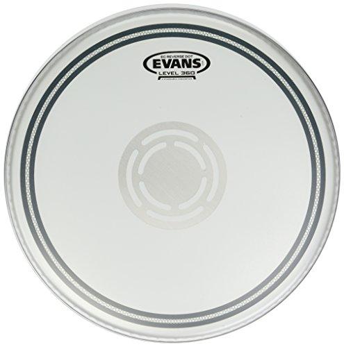 Evans EC Reverse Dot Snare Drum Head, 12 - Inch Snare 12