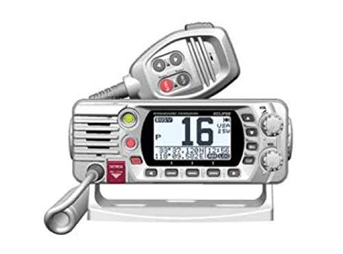 STANDARD HORIZON GX1400GW White 25W VHF/GPS Eclipse Series by STANDARD HORIZON
