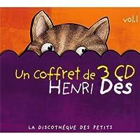 Coffret Henri Des /Vol.1