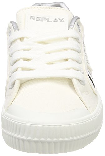 Replay Women's Dayton Trainers Multicolour (White Silver 081) supply online best cheap price sale pick a best how much cheap price 2015 cheap online 1Ra1dna16O