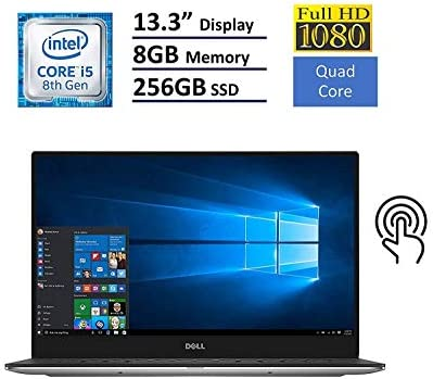 """Amazon com: Dell XPS 9360 Flagship 13 3"""" FHD Touch-Screen"""