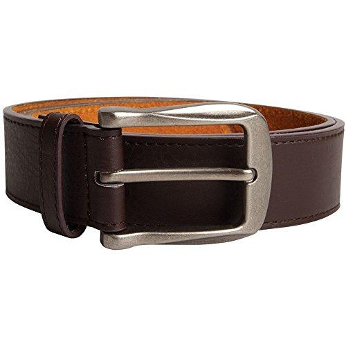 Duke Mens D555 Harrison Kingsize Bonded Leather Belt (44) (Brown)
