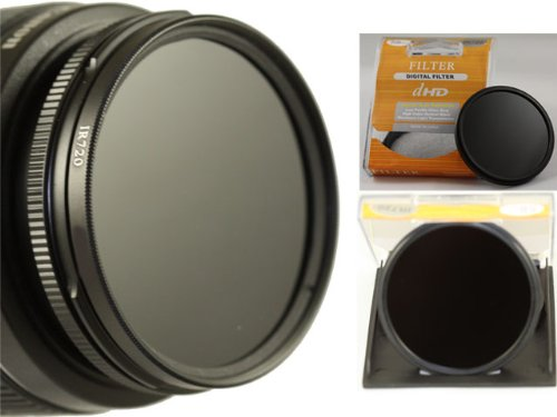 A&R Professional Metal 67mm Infrared 720 IR720 For Nikon 18-135mm 70-300mm 18-70mm Canon 17-85mm 18-135mm by Ar