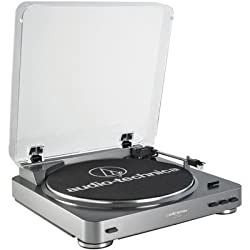 Audio Technica AT-LP60 USB Turntable
