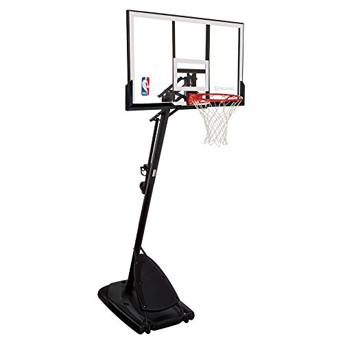 Spalding 66291 Pro Slam Portable Basketball System with 54
