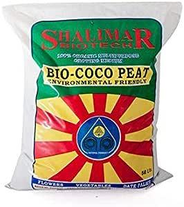 Shalimar Bio Cocopeat - 50 Ltrs