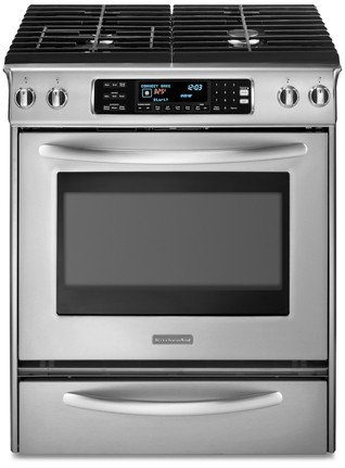 KitchenAid Architect KDSS907SSS Slide Stainless product image