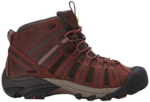 Pictures of KEEN Men's Voyageur Mid Hiking Boot Grey 9.5 M US 3