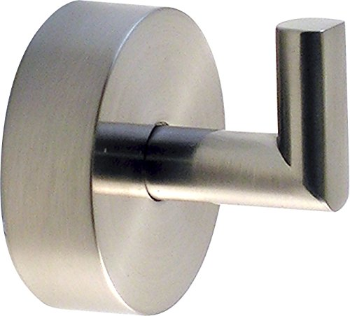 Griipa 3855 Satin Nickel Hook, Suction