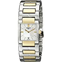 Tissot T2 Mother of Pearl Dial Watch