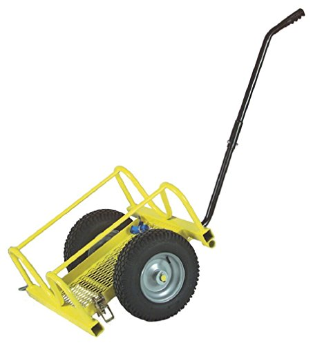 Sumner Manufacturing 782685 Cricket Pipe Buggy with Flat Free Tires, 1,000 lb. Capacity