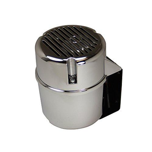 LEED Brakes VP001C ELECTRIC VACUUM PUMP KIT - CHROME BANDIT ()