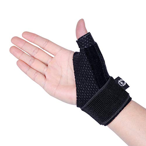 Reversible Thumb Wrist Stabilizer