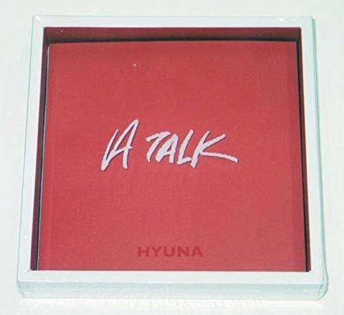 HYUNA 4Minute - A Talk (3rd Mini Album) CD + Photo Booklet + Extra Gift Photo